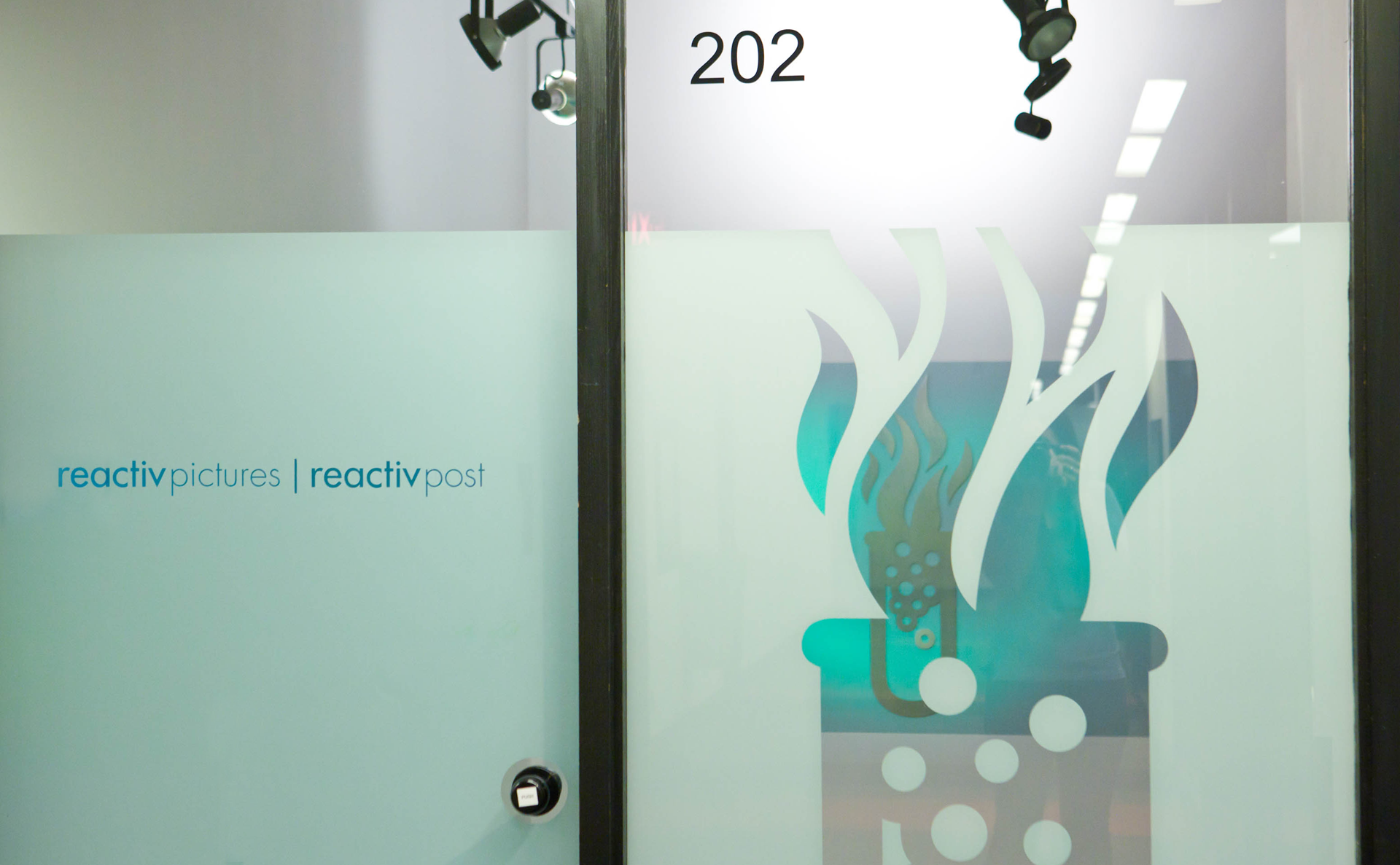 Reactiv Brand Integration and Interior Design