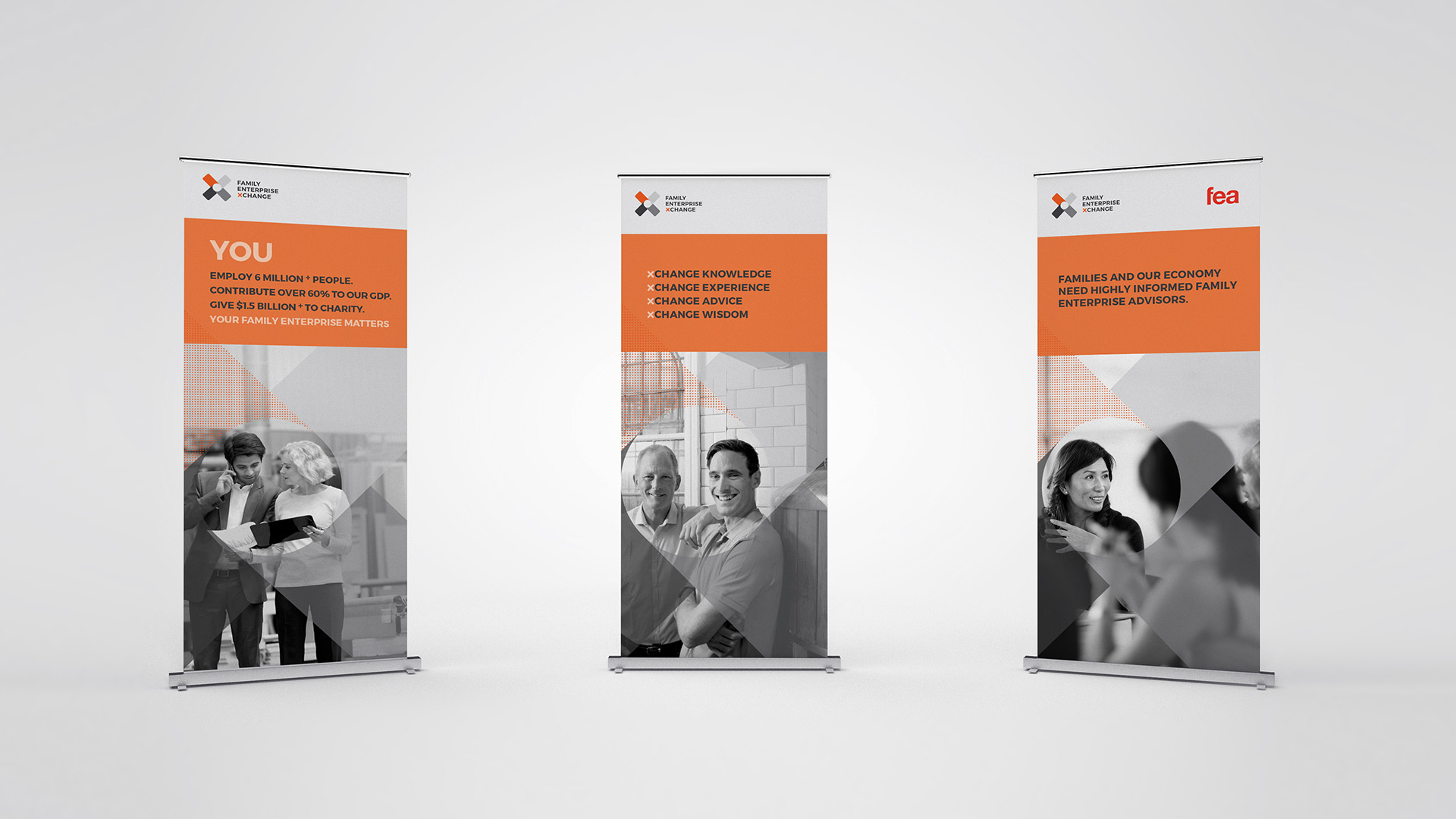 Family Enterprise XChange Rebrand
